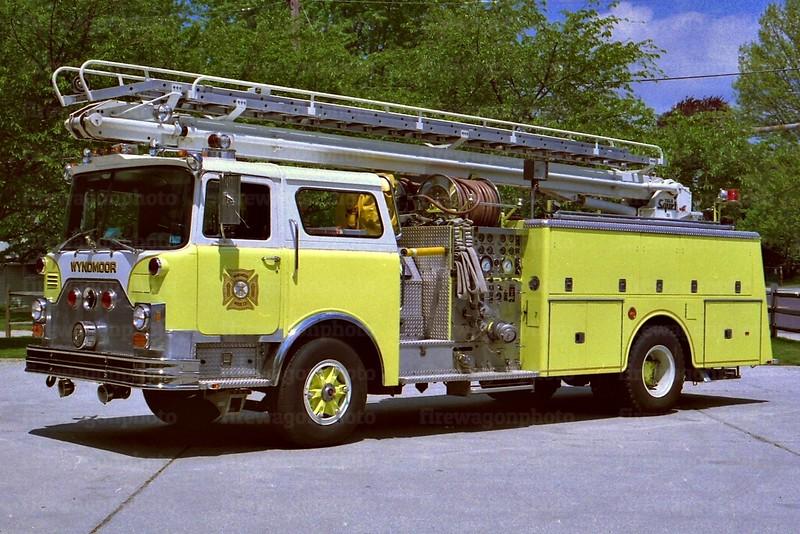 Wyndmoor: 1980 Mack CF/TeleSqurt 1250/500/50'