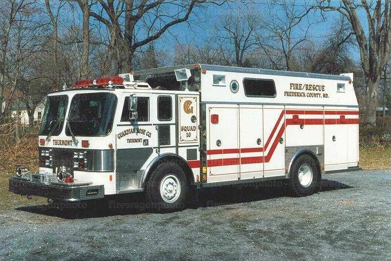 Thurmont, Maryland: 1988 Hahn/Saulsbury