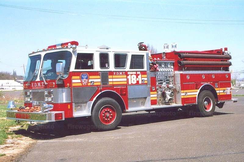 Montgomery Township Engine 18-1