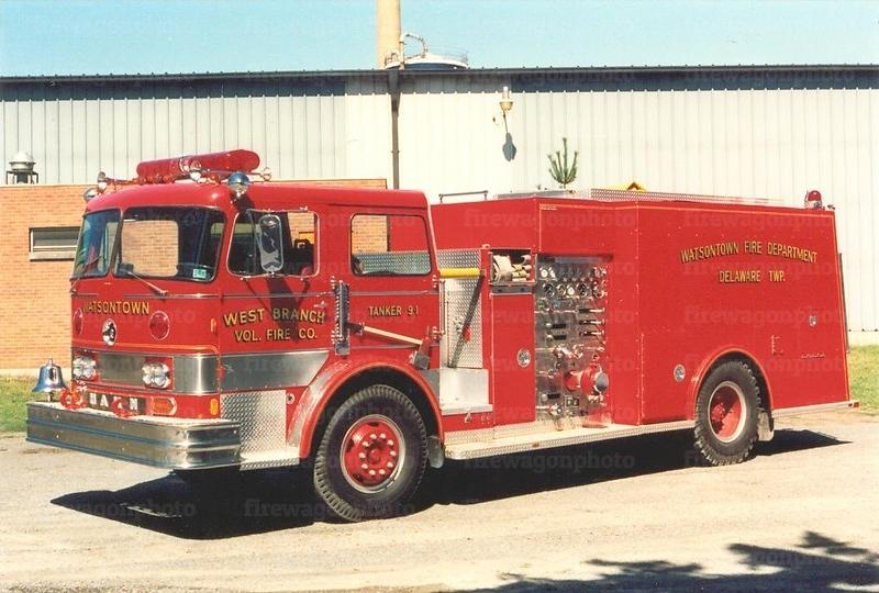 Watsontown, PA: 1970 Hahn/85 Boyer 1000/1500