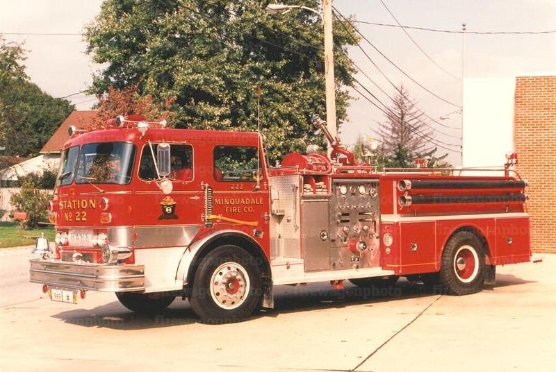 Minquadale, Delaware: 1969 Hahn 1000/500