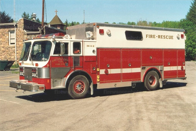 Tannersville, PA - Pocono Township: 1989 Hahn/Saulsbury