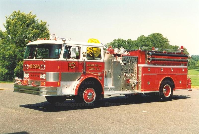 Odessa, Delaware: 1974 Hahn 1000/1000