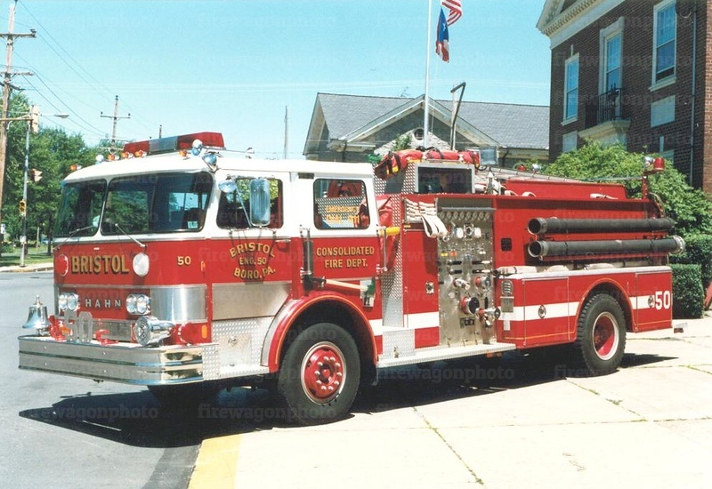 Bristol, PA - Consolidated: 1984 Hahn 1250/750