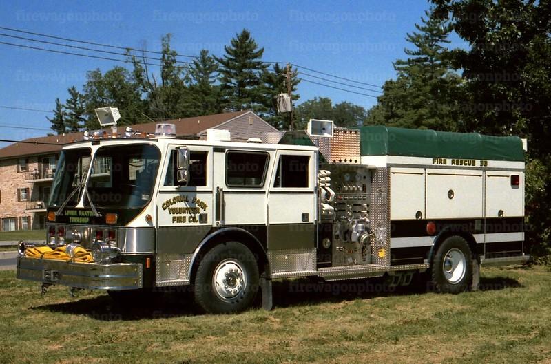 Colonial Park, PA: 1986 Hahn/Saulsbury 1250/300