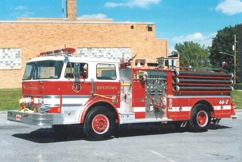 Kutztown, PA: 1981 Hahn 1250/500