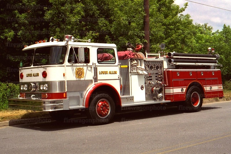 Lower Allen Township, PA: 1975 Hahn 1000/500