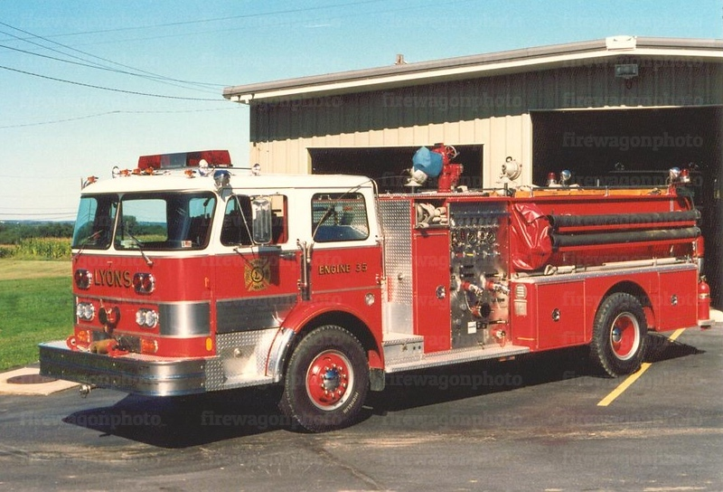 Lyons, PA: 1980 Hahn 1000/1000