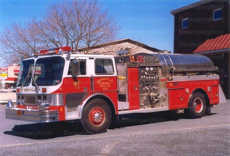 Bernville, PA: 1986 Hahn/4Guys 1000/1800