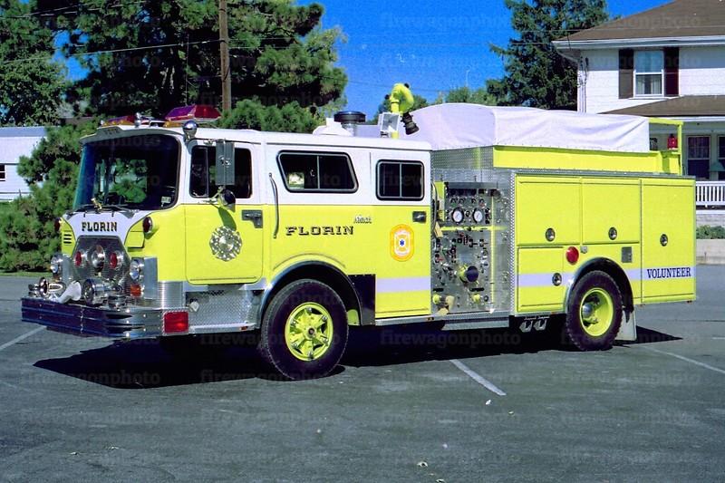 Florin: 1980 Mack CF/1990 PAFA refurb 1500/750<br /> x-Paxtonia, PA
