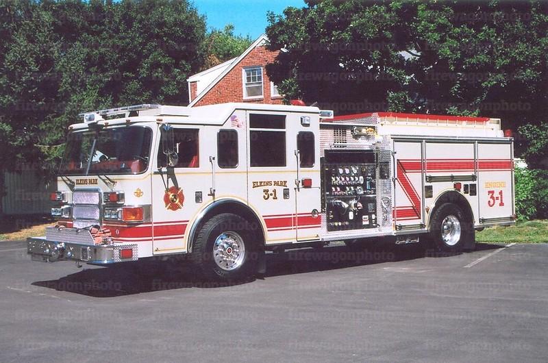 Elkins Park, PA: 2006 Pierce Enforcer 1750/500