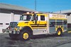 East Prospect, PA: 2004 International/KME 1000/500/40A