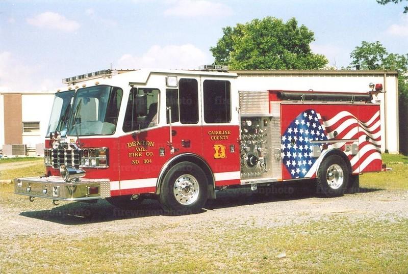 Denton, Maryland: 2001 Ferarra Inferno 1500/500
