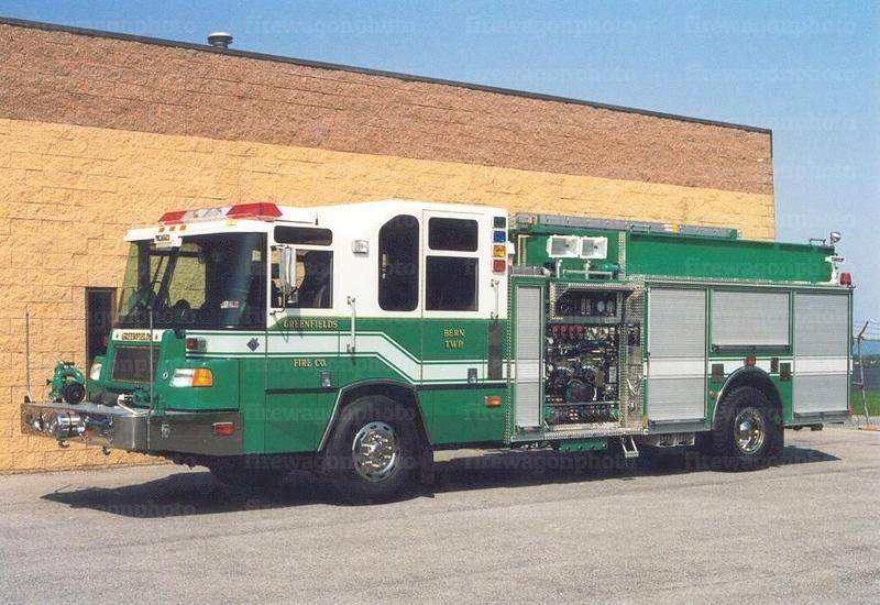 Greenfields, PA: Pierce Quantum 1750/1000/30A/50B