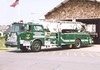 Huntingdon, PA: 1975 Mack CF/Baker 75'<br /> x-Green Tree, PA