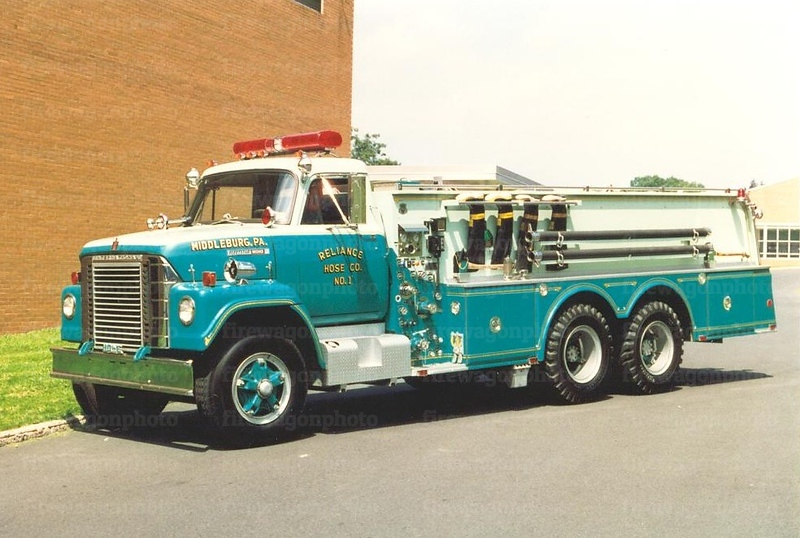 Middleburg, PA - Reliance Hose Co.
