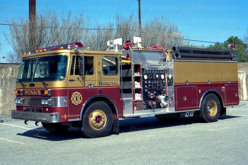 Ronks, PA: 1988 Pierce Dash 1250/1000