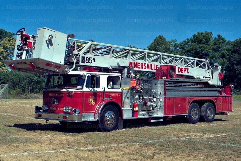 Rescue H&L - Minersville, PA