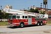 Baltimore City FD Truck 51: 1994 Seagrave/Snorkel 85'<br /> x-Truck 1