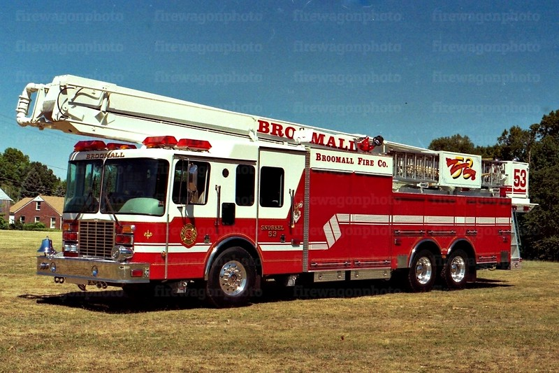 Broomall, PA: 1998 HME/M&W 1500/0/85 ft.
