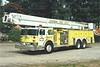 Lykens, PA: 1980 Hendrickson/Pierce Snorkel 1250/275/85 ft<br /> x-Hershey, PA