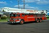 Souderton, PA: 1973 Oshkosh/Pierce 85 ft.
