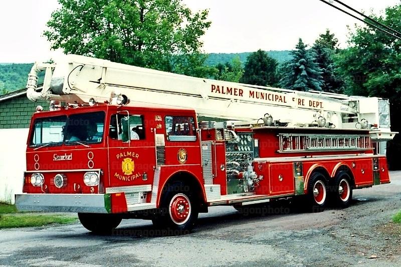 Palmer Township, PA: 1977 Hendrickson/Pierce 1000/300/75 ft.
