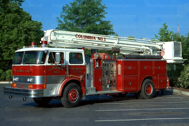 Columbia, PA - Columbia #1:  1981 Hahn 1500/500/55 ft.
