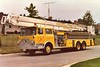 Pennville, PA (Penn Twp., York Co.)  -1970  Mack CF/Pierce 1250/0/85 ft.