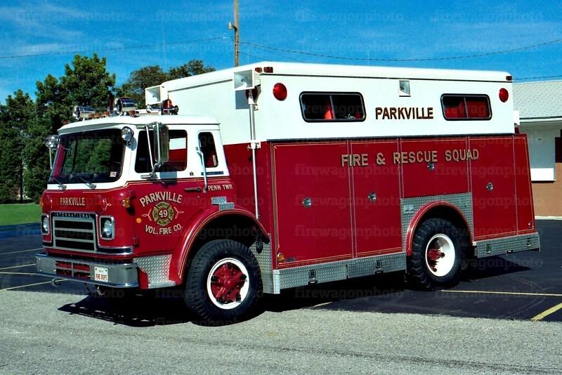 Parkville, PA - Penn Twp.