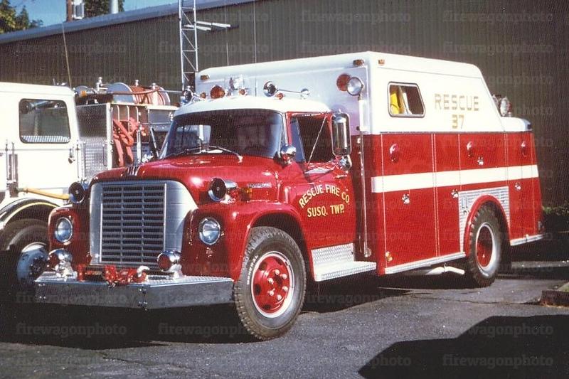 Susquehana Township, PA - 1974 International/Swab