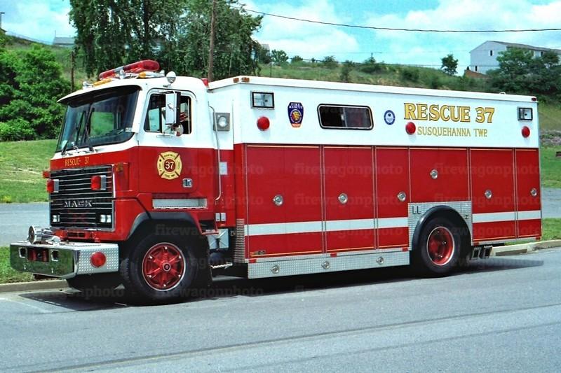 Susquehana Twp., PA - Rescue FC