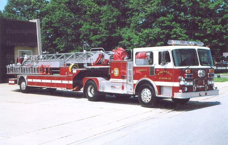 Newark, Delaware: 1987 Seagrave 100'
