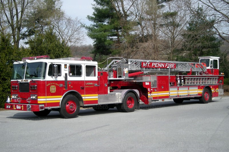 Mt. Penn Ladder 1