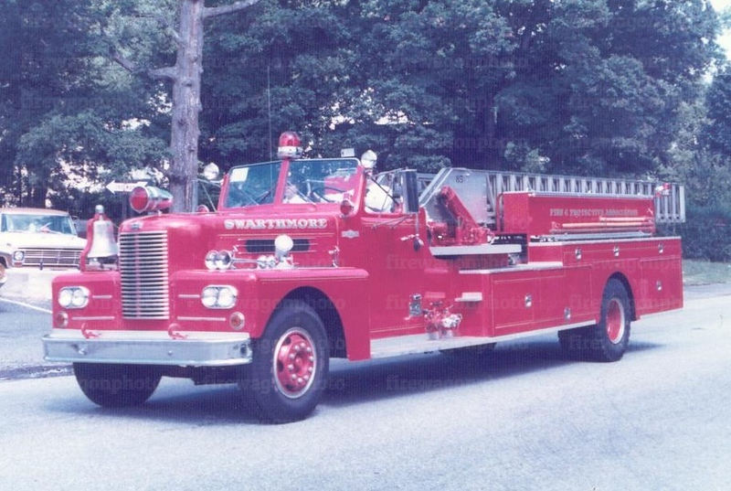 Swarthmore, PA: 1956 Pirsch