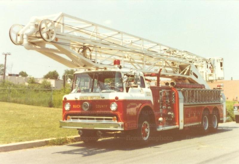 Southampton, PA: 1965 Ford C/Hi-Ranger