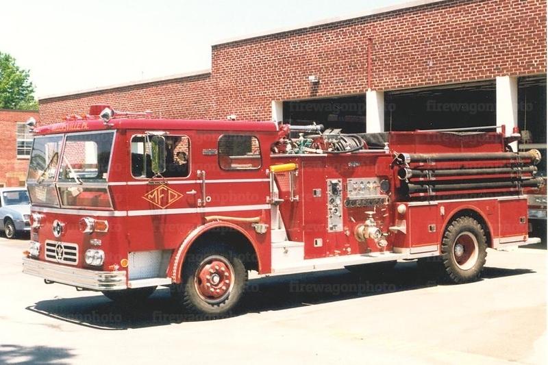 Millersville, PA - Ward LaFrance