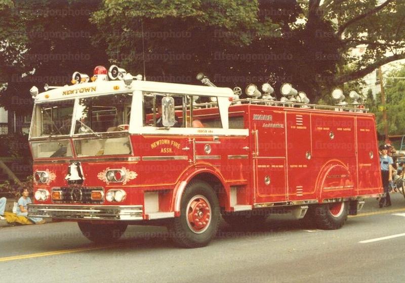 Newtown, PA - Bucks County: 1965 Ward LaFrance