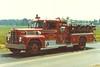 Kutztown, PA - Lebanon County: 1950s Oren pumper