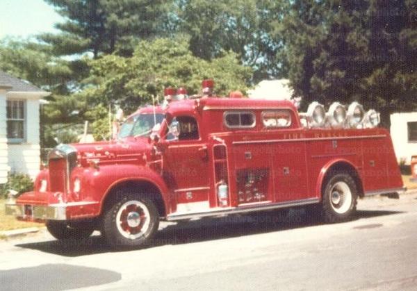 Columbia, PA - Columbia No. 1: 1960 Mack B