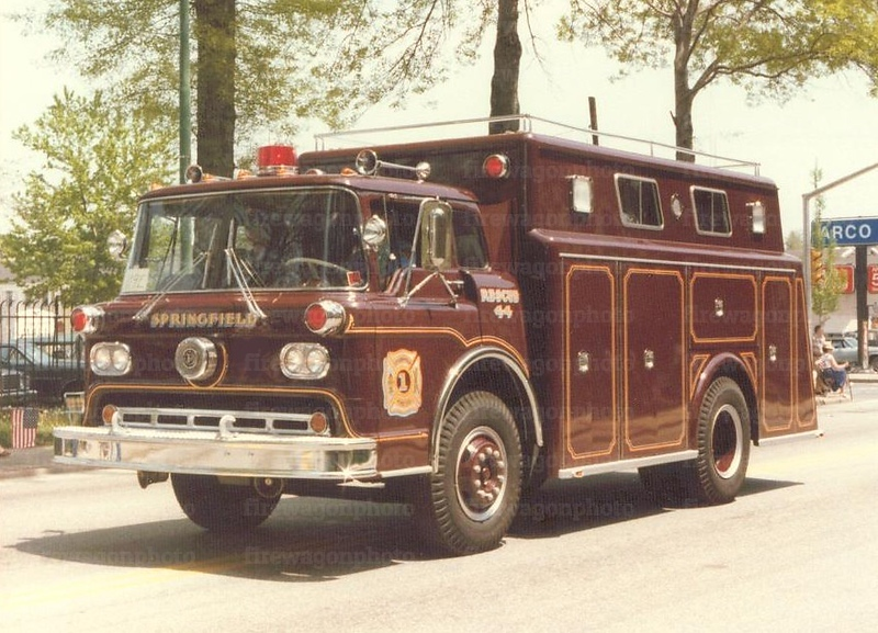 Springfield, PA - Ford C/Bruco