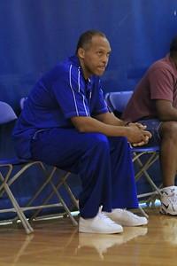 Kansas Assistant Coach Norm Roberts