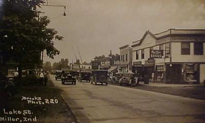 Lake Street Miller Indiana