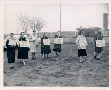 The Old Calumet High School