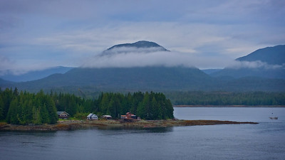 A cool place to live in Ketchikan.