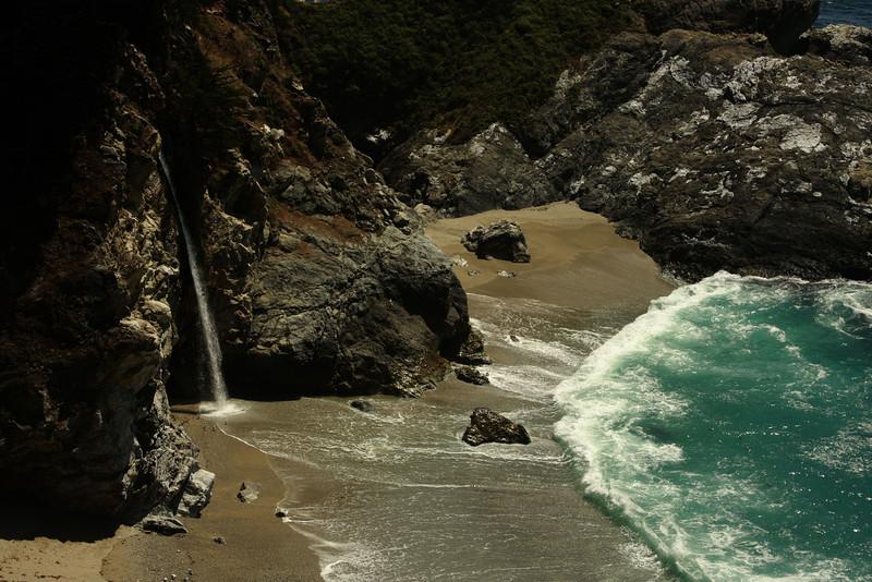McWay Falls - Big Sur California