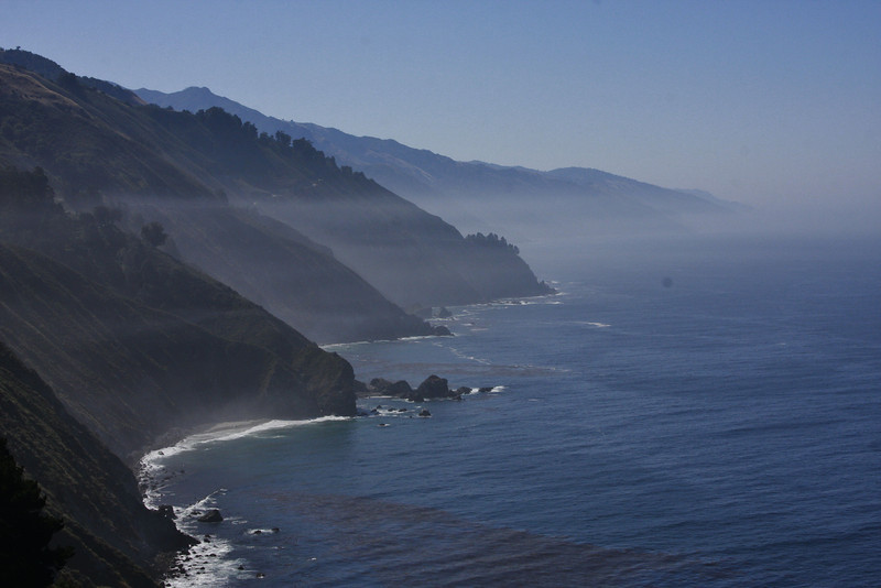 Big Sur Coastline, CA