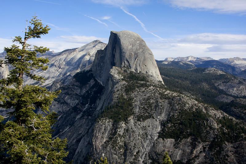 Half Dome – Yosemite – December 2011