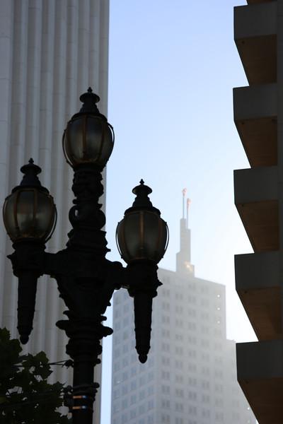 Cityscape in San Francisco