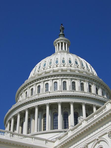 The United States Capital, Washington, DC